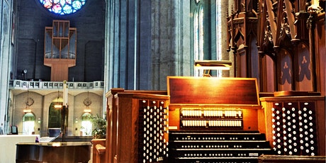 Organ Recital at Grace Cathedral with Benjamin Bachmann - Livestream tickets