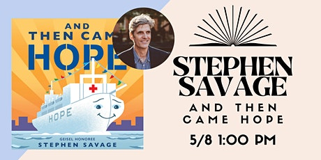 Author Storytime and Q&A with Stephen Savage! tickets