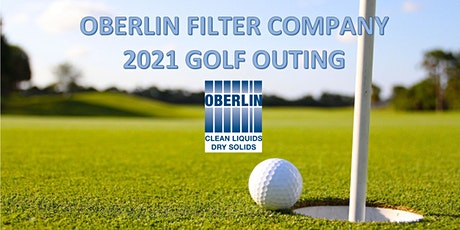 2021 Oberlin Filter Company Golf Outing tickets