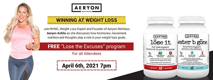 """Winning at Wellness"" from Aeryon Wellness image"