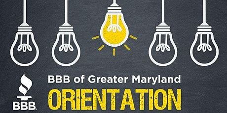 BBB Orientation Webinar biglietti