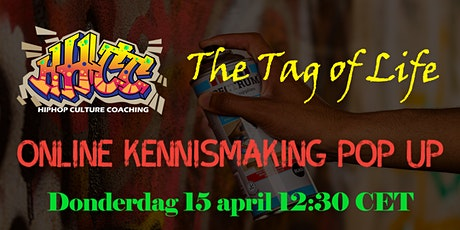 Kennismaking pop up: The Tag of Life tickets