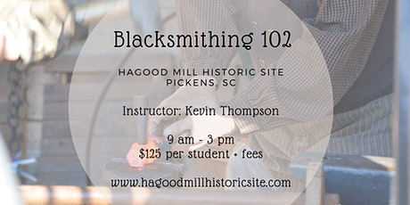 Blacksmithing 102 tickets