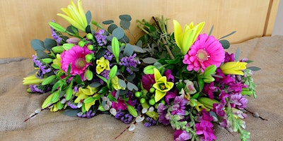 Mothers Day Floral Design Workshop
