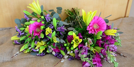 Mother's Day Floral Design Workshop tickets