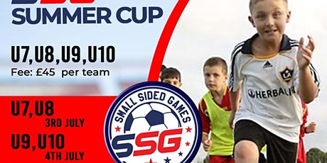 U9 SSG Summer Cup tickets