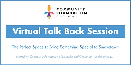 Virtual Talk Back Session tickets