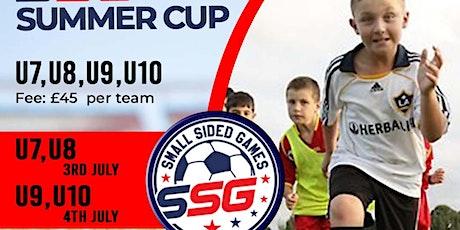 U10 SSG Summer Cup tickets