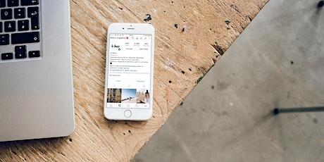 Instagram Features Explained (Online  Workshop) tickets