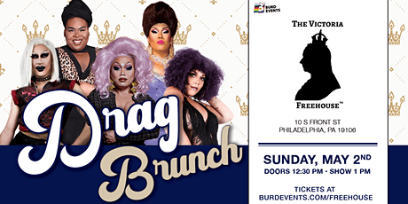 Drag Brunch at the Victoria Freehouse tickets
