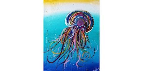 "Virtual ""Jellyfish"" tickets"