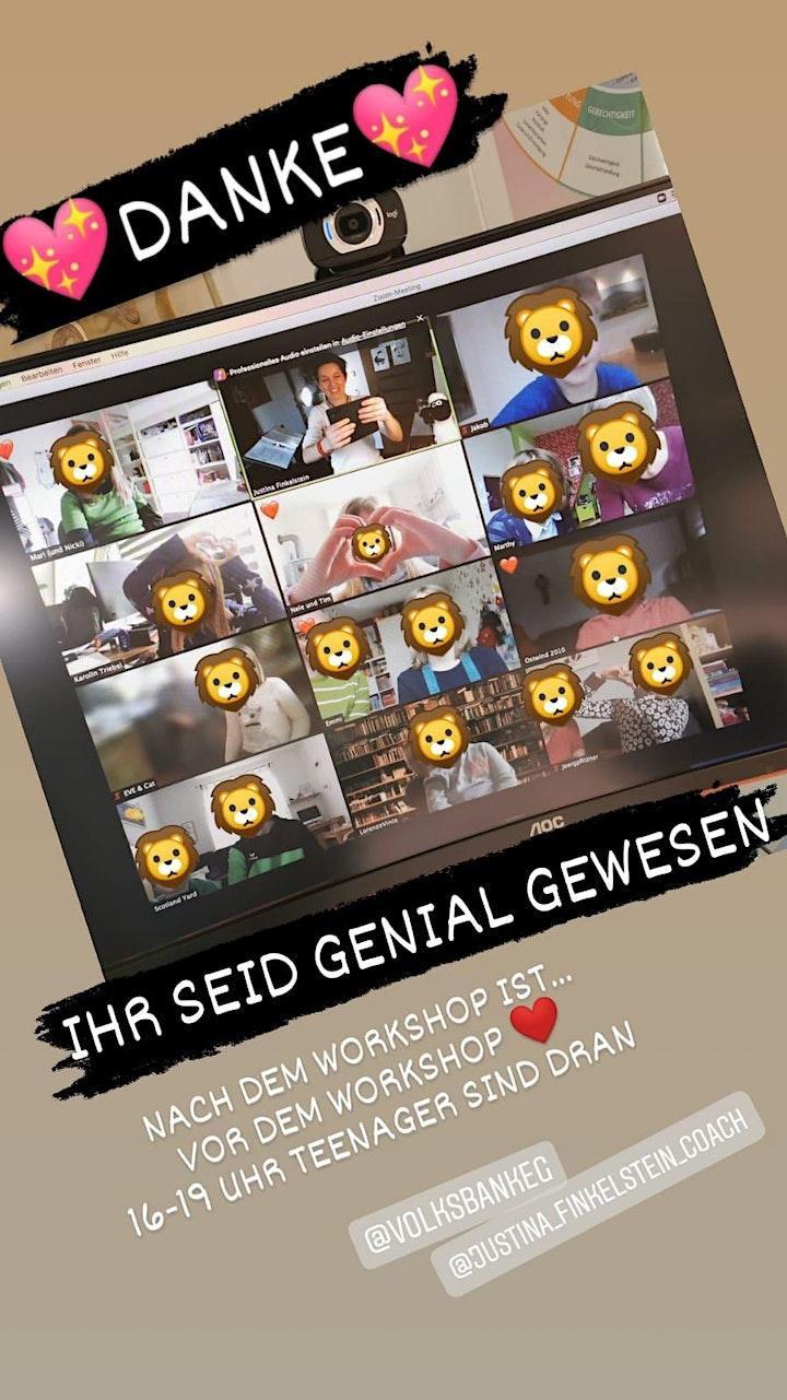 GRATIS - ELTERN - KIND -ONLINE- EVENT // SELBSTBEHAUPTUNGS- UND RESILIENZ: Bild