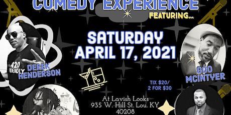MrBikeys Comedy Experience tickets