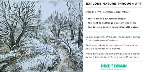How to Create Movement in Landscape Drawings tickets
