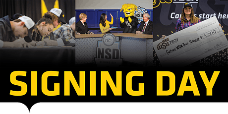 2021 SIGNING DAY LATE REGISTRATIONS tickets