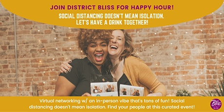 Virtual Networking Social | Networking Happy Hour + Wine Tasting tickets