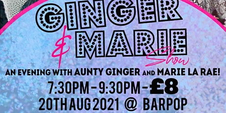 Ginger and Marie tickets