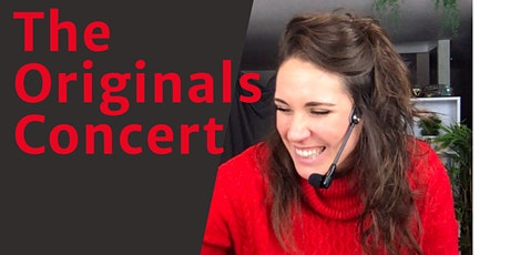 The Originals Concert - Live With Emily Bollon tickets