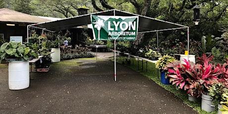 Lyon Arboretum Spring Plant Sale 2021 tickets
