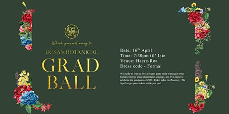 Grad Ball 2021 tickets