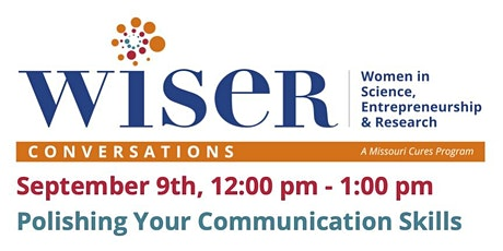 WISER Conversations: Polishing Your Communication Skills tickets