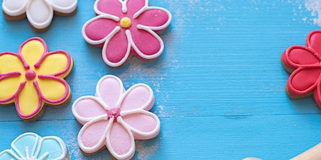 Make & Take: Decorate Sugar Cookies with Spring Flowers tickets