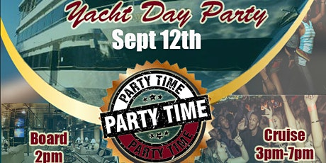 Living Your Best Life  Annual Yacht Day Party tickets