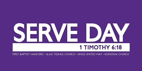 Serve Day(s) May 1st 2021 tickets