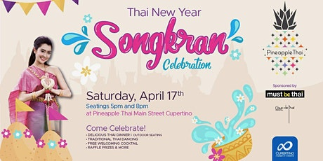 Songkran 2021 tickets