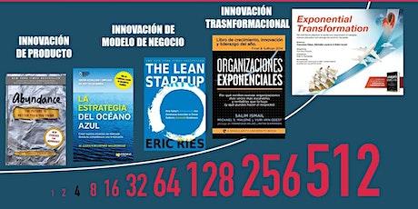 Taller Modelos de negocios exponenciales (Executive Briefing) boletos