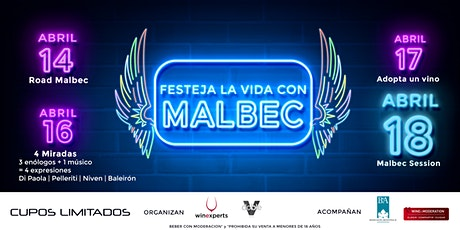 MALBEC SESSION entradas