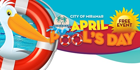 April Pools Day 2021 tickets