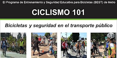 Ciclismo 101: Bicicletas y seguridad en el transporte público - En línea entradas