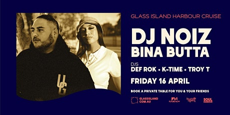 Glass Island pres. DJ NOIZ - Fri 16th April tickets