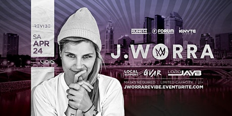 J WORRA presented by REVIBE at The Forum tickets
