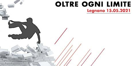 """TEDx Legnano 2021 """"Oltre Ogni Limite"""" biglietti"""