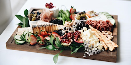 Cheese and Charcuterie Board Class tickets