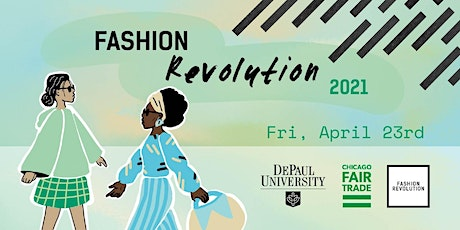 2021 Fashion Revolution: Rights, Relationships, Revolution tickets