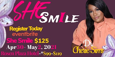 She Smile tickets