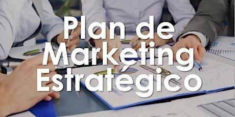 Creación de un Plan de Marketing Estratégico entradas