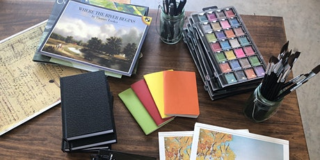 Intro to Nature Journaling with Hike Spring 2021 tickets