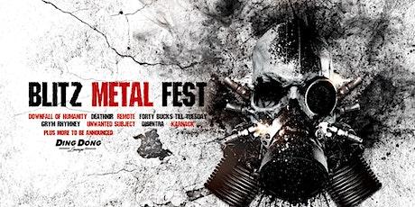 Blitz Metal Fest tickets