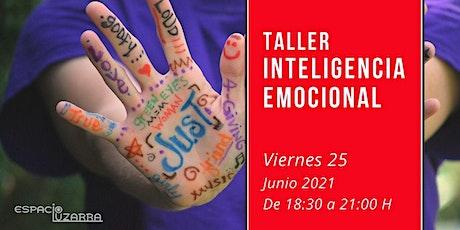 Taller: Inteligencia emocional entradas