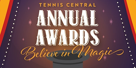 2021 Central Annual Awards tickets