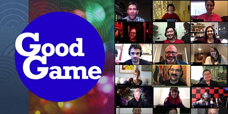 Good Game Improv SATURDAY Drop-In Class with Geoff Grimwood tickets