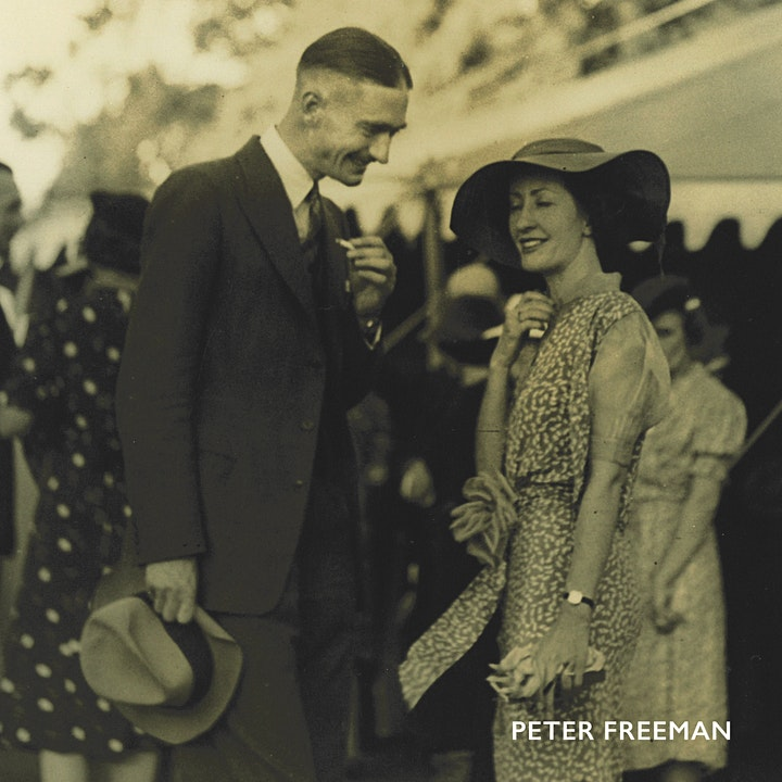 Peter Freeman : THOROUGHLY MODERN - Book Launch image