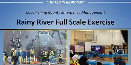 Rainy River Full-Scale Exercise tickets