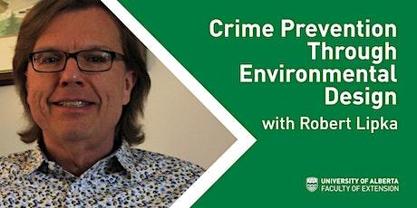 Crime Prevention Through Environmental Design tickets