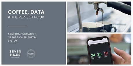 Coffee, Data and the Perfect Pour tickets