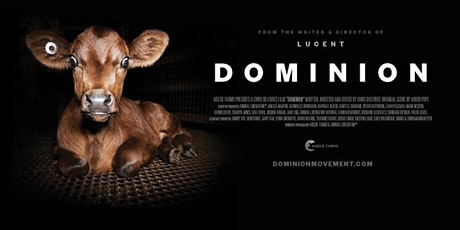 Free Film N' Food event: 'Dominion' - Tue 27th Apr tickets